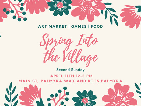 Spring into the Village