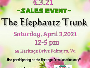 4-3-2-1 Go to Heritage Spring Sales Event