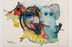 Слон Единорог