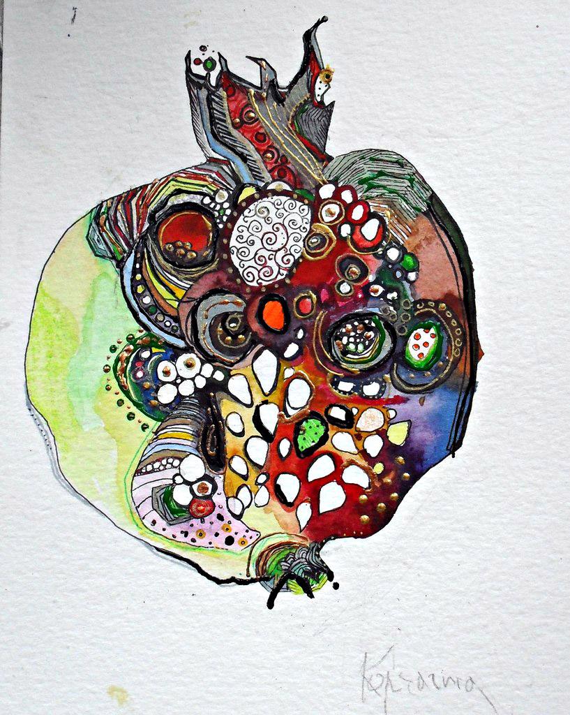 Гранат / Pomegranate