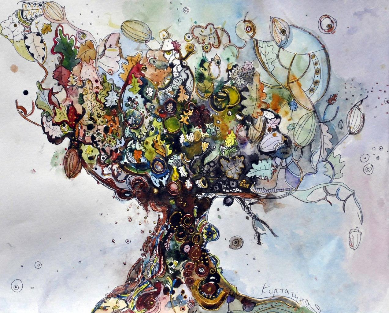 Древо желаний/ Tree of Desires