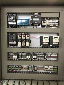 Control panel assembly - Elinca