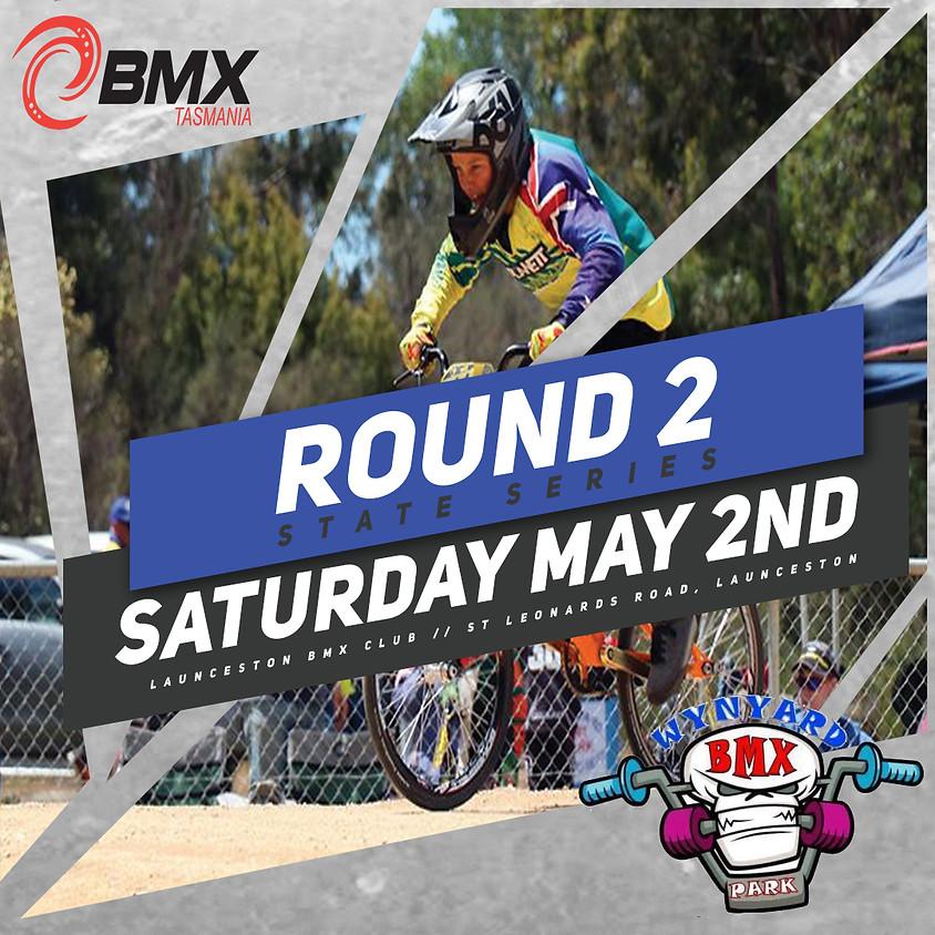 BMXT State Series - Round 2