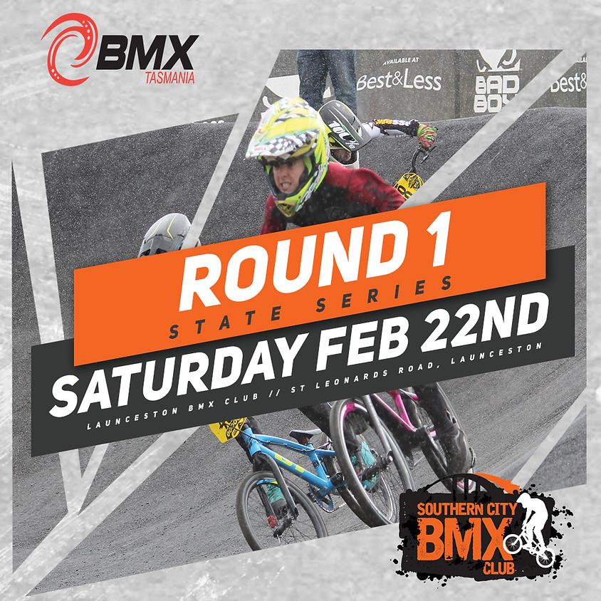 BMXT State Series - Round 1