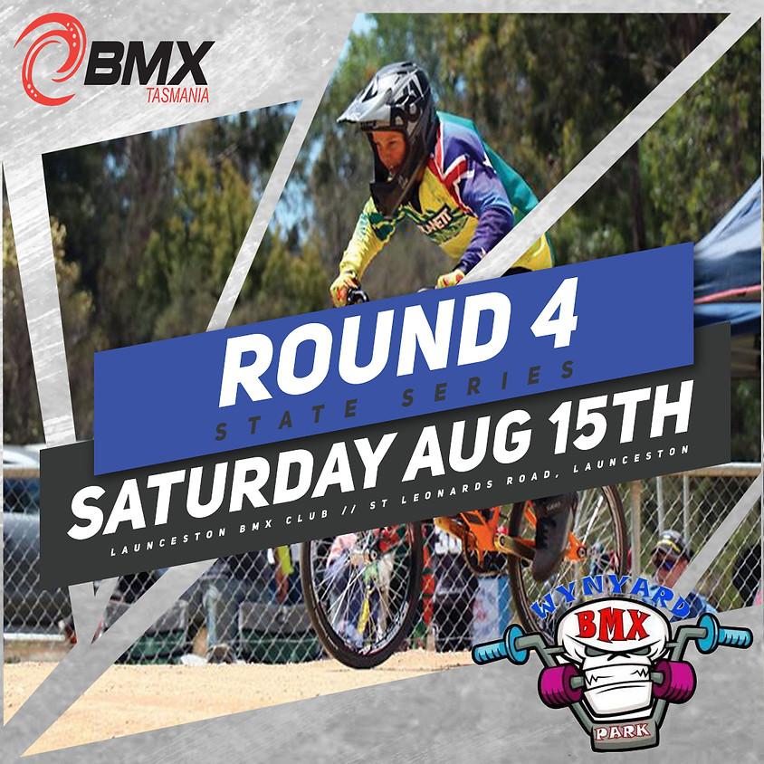 BMXT State Series - Round 4