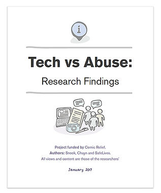 tech vs abuse - research findings