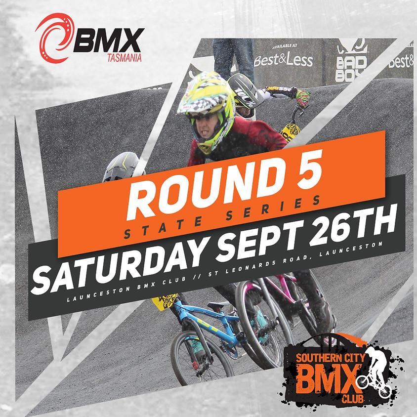 BMXT State Series - Round 5