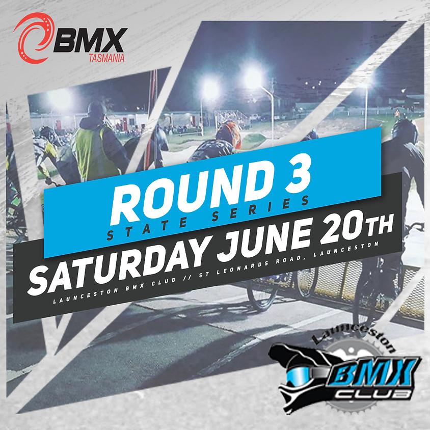BMXT State Series - Round 3