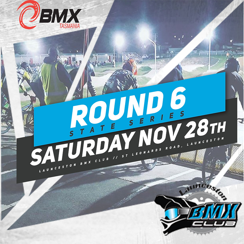 BMXT State Series - Round 6