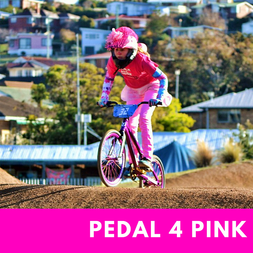 Pedal 4 Pink