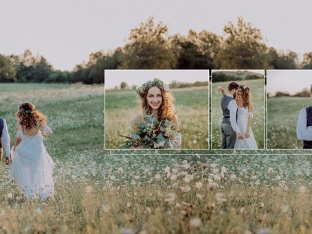 כמה תמונות לבחור לאלבום הדיגיטלי מכל חלק בחתונה?