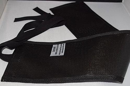 Sassari Tail Bag, Horse tail Sock, Horse Tail Bag Solid Black