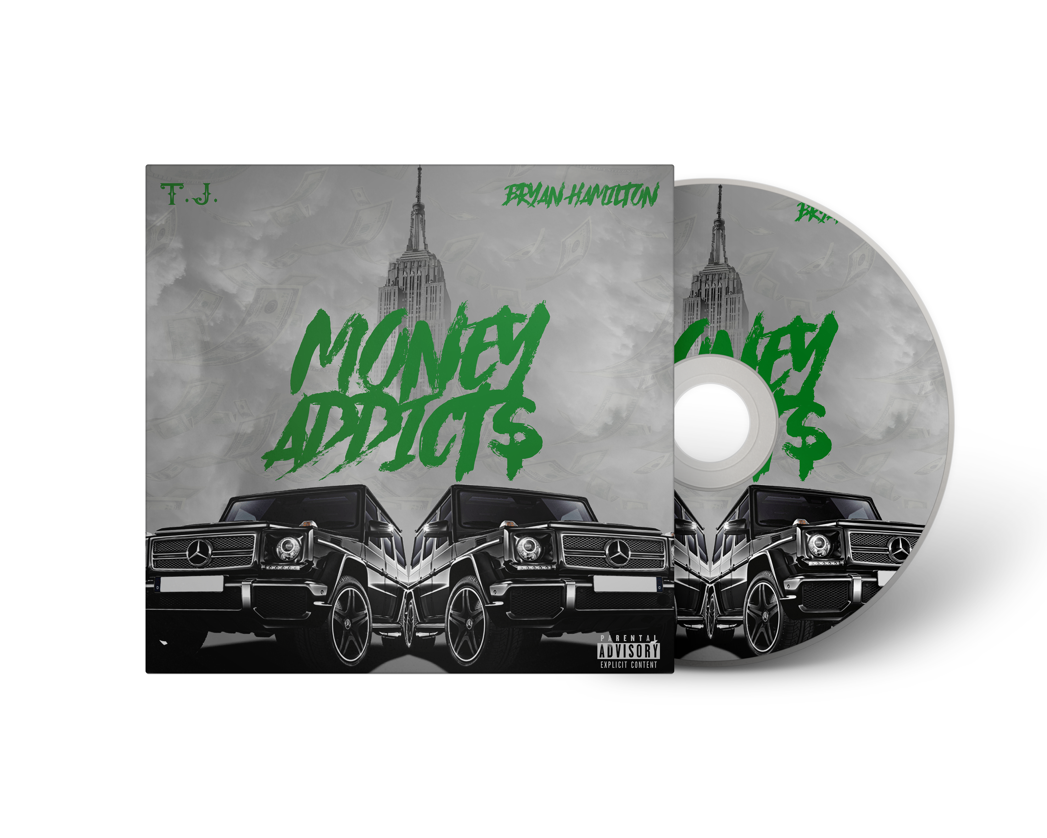 T.J. - Money Addict$