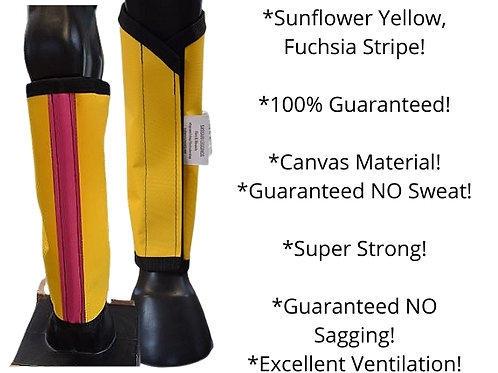 Fly Leggings, Fly Wraps, Horse fly boots, Fly boots, Sassari leggings SET OF 4,