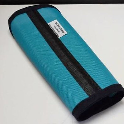 Fly Wraps, Fly Protection, Fly Boots, Horse Fly Leggings 90% Teal