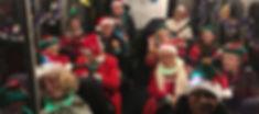 Christmas bus in parade.JPG