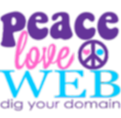 peace love web design pittsburgh