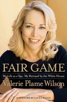 Valerie talks about CIA, Fair Game with Matt Crawford