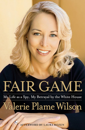 Valerie talks about CIA, Fair Game with Matt Crawford