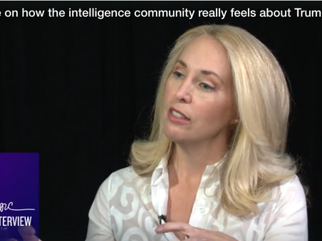 Valerie Plame on how the intelligence community really feels about Trump