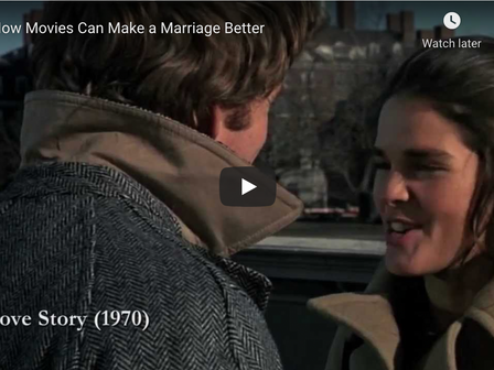 Divorce Rate Cut in Half for Couples Who Discussed Relationship Movies
