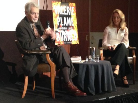 Author Debriefing: 'Burned' with Valerie Plame