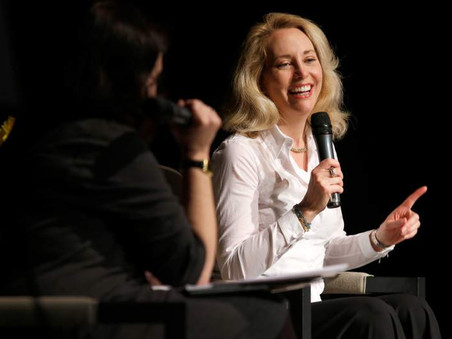 Former CIA intelligence officer Valerie Plame discusses career, White House scandal, politics