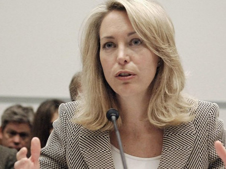 Valerie Plame on the 'Scary' State of Cybersecurity
