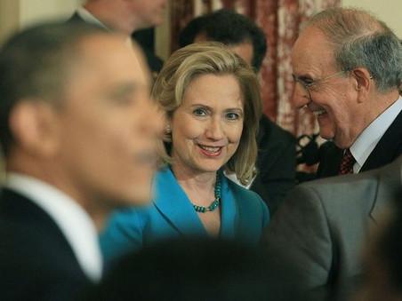 Valerie Plame & Joe Wilson: America needs Hillary