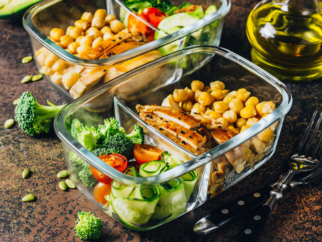 Stop #8 Meal Planning and Prep...a Crucial Step