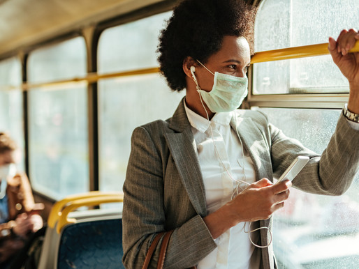 Mask Up! Best Masks for Women on the Road