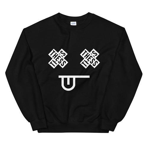 Thess X Black Sweatshirt