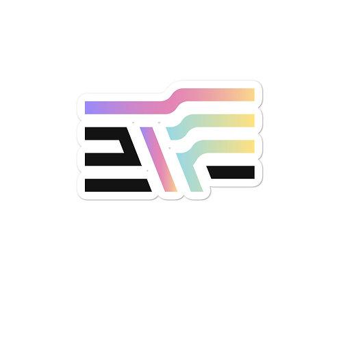 Thesslandia Sticker