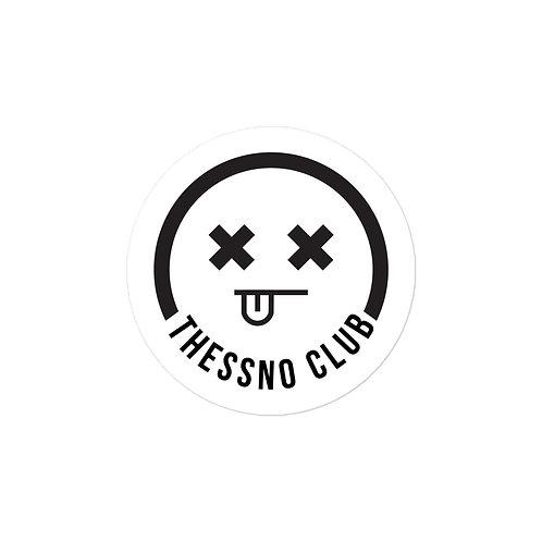 Thessno Club stickers
