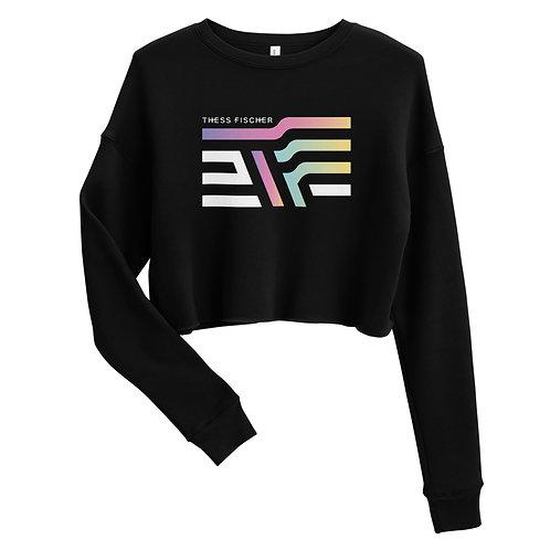 Thesslandia Crop Sweatshirt