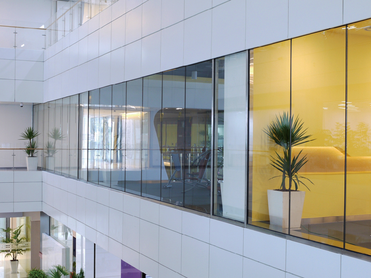 Pyrobel® Fire Resistant Glass