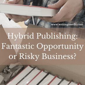 Hybrid Publishing: Fantastic Opportunity or Risky Business?