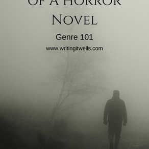 Genre 101: Characteristics of A Horror Novel