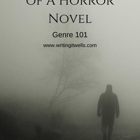 Genre 101: Characteristics of A Horror Novel