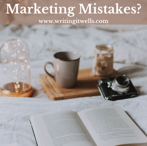Are You Making These Book Marketing Mistakes?