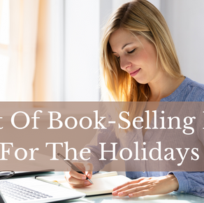 A List Of Book-Selling Ideas For The Holidays