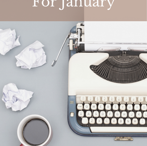 27 Writing Prompts For January