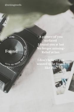 Copy of Found