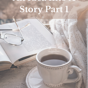 How To Develop An Idea Into A Story Part 1