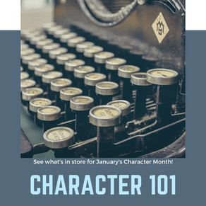 Character 101: An Introduction