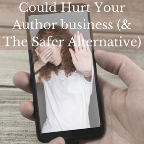 Authors: Stop Using Linktree! Why It Could Hurt Your Author Business (& The Safer Alternative)