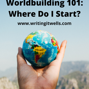 Worldbuilding 101: Where do I start?