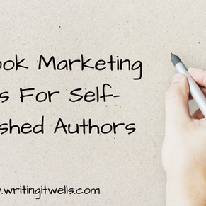 14 Book Marketing Tips For Self-Published Authors