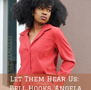 Acknowledgement Series: Bell Hooks, Carl Van Vechten, Angela Davis, and Booker T. Washington