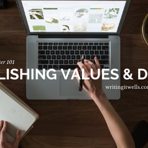 Character 101: Establishing Values & Desires